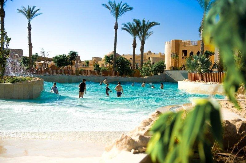 Hotel Sunwing Waterworld Makadi In Makadi Bucht 196 Gypten Buchen Check24