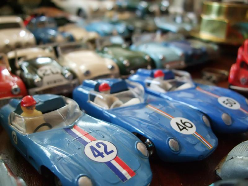 Mallorca für Jedermann - Spielzeugautos