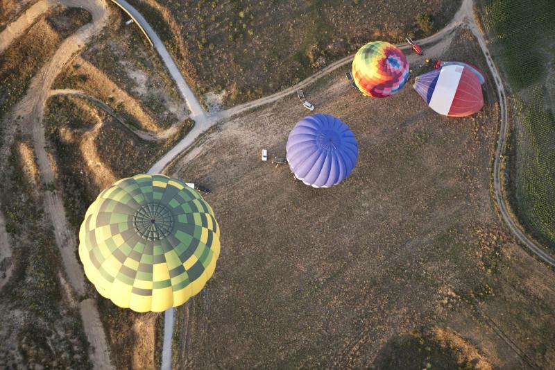 Mallorca fuer Jedermann - Heißluft Ballons
