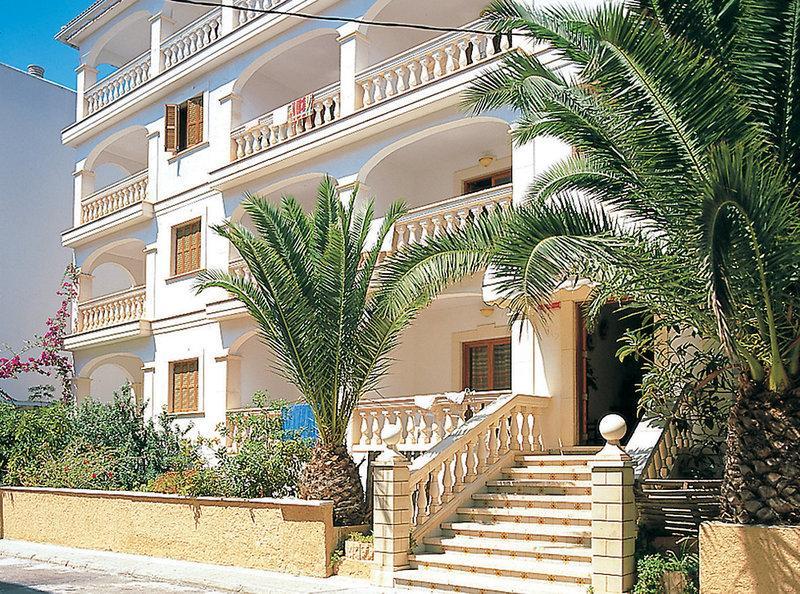 Hotel Appartements Vista Sol Spanien Mallorca Cala Ratjada