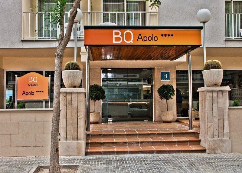 hotel bq apolo in can pastilla buchen check24. Black Bedroom Furniture Sets. Home Design Ideas