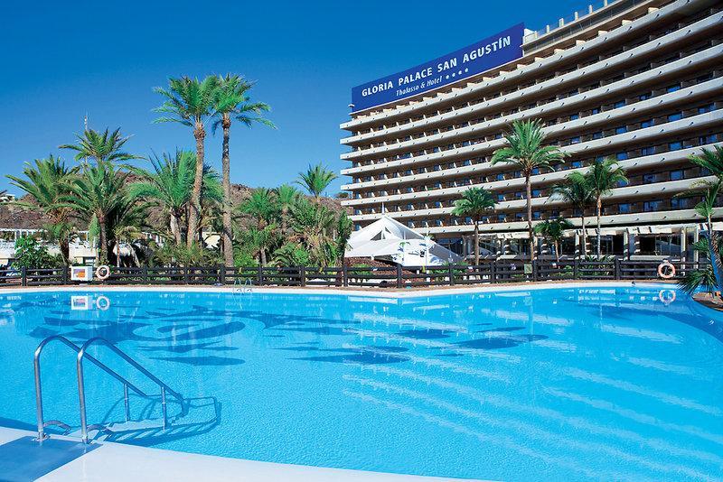 Gloria Palace San Agustin Thalasso And Hotel