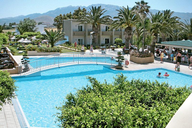 Sandy Beach Hotel Family Suites Kos