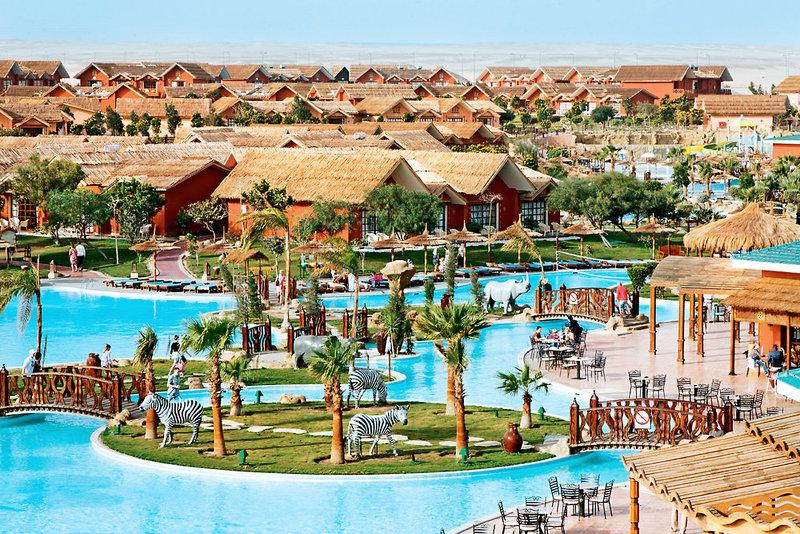 Hotel Jungle Aqua Park Resort Hurghada in Hurghada buchen | CHECK24