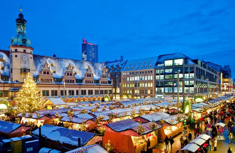 Die 15 Schonsten Weihnachtsmarkte In Deutschland Check24