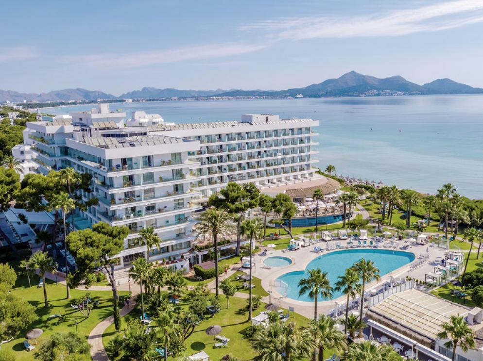 Die Top 10 Strandhotels Auf Mallorca Check24