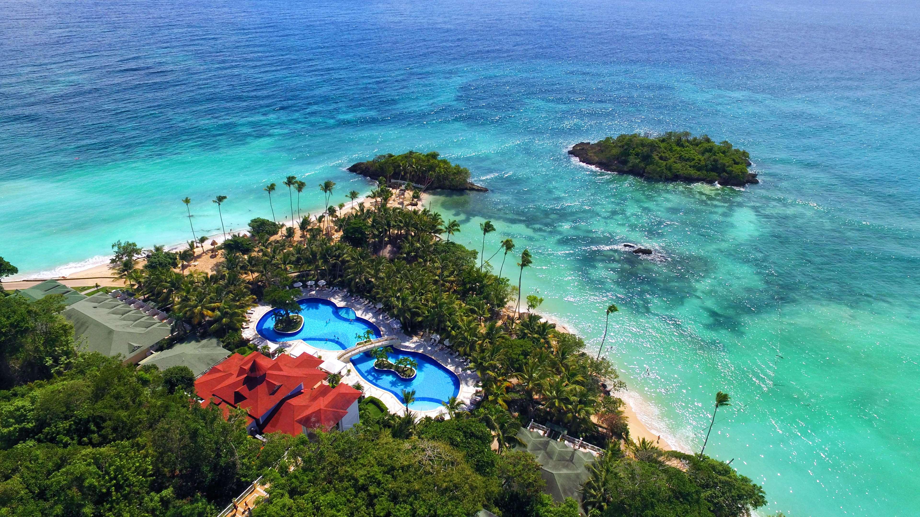 Bacardi Insel Dom Rep Karte.Hotel Luxury Bahia Principe Cayo Levantado In Samana Dominikanische