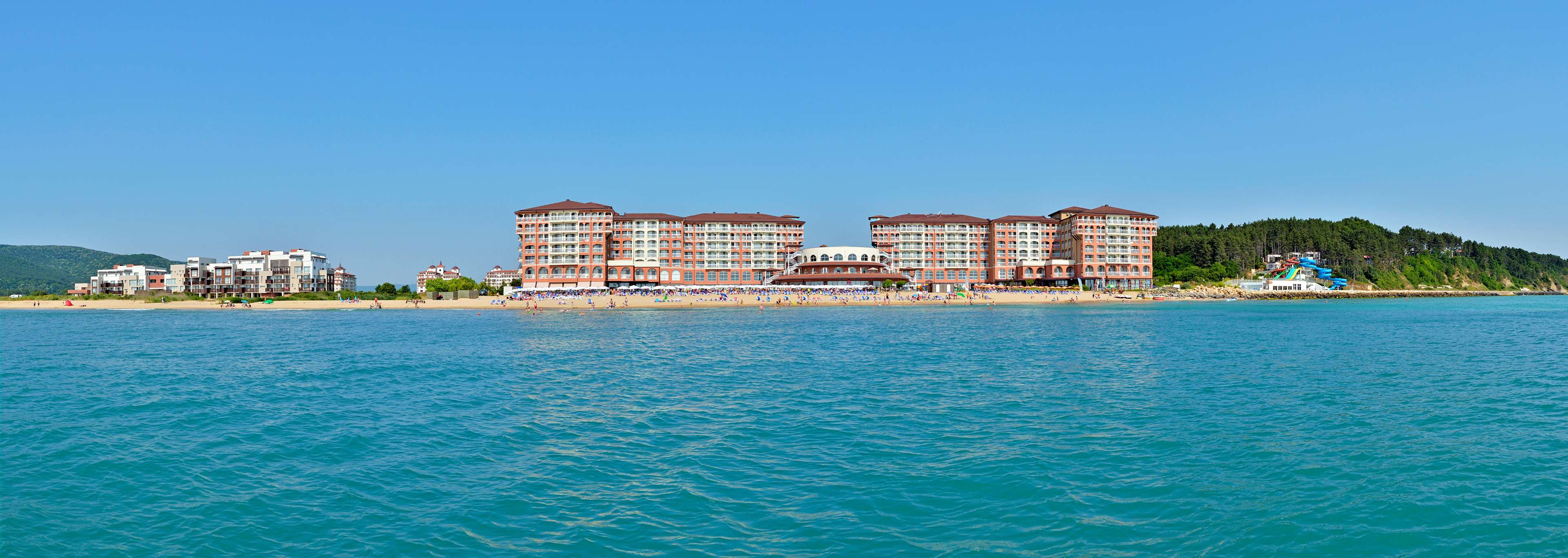 Hotel Sol Luna Bay & Mare Resort in Obsor Bulgarien buchen