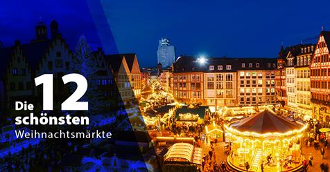 Bester Weihnachtsmarkt Deutschland.Die 15 Schönsten Weihnachtsmärkte In Deutschland Check24