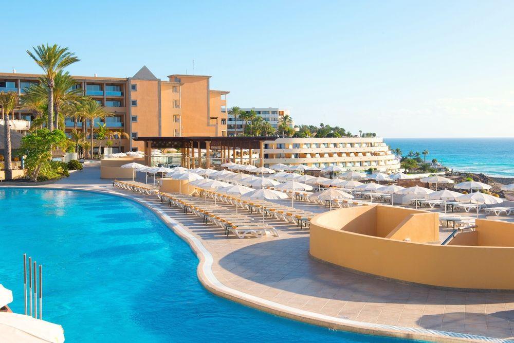Hotel Iberostar Fuerteventura Palace In Jandia Playa Fuerteventura