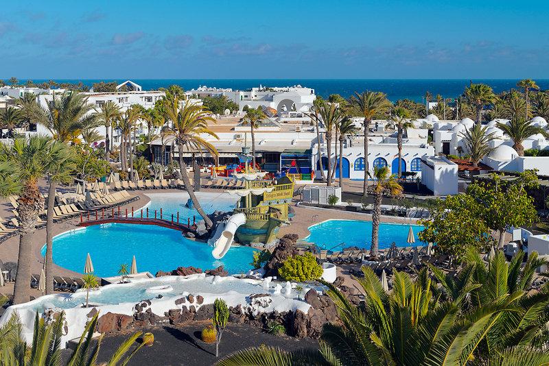 Hotel H10 Suites Lanzarote Gardens In Costa Teguise Lanzarote